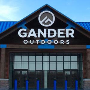 Gander Outdoor Building - LI Group Retail Construction Client