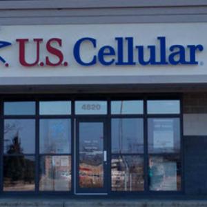 US Cellular Store Front - LI Group Retail Construction Client