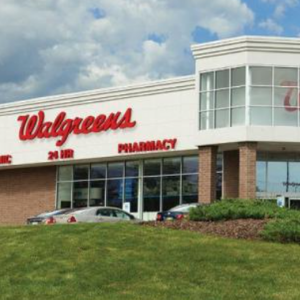 Walgreens Storefront - LI Group Installation Client