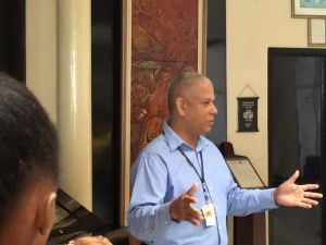 Alumnus Carlon Joao of Banks DIH