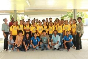 Tour of The University of Guyana