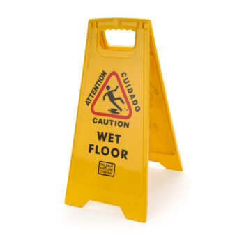 CS0701 – Caution Wet Floor Sign