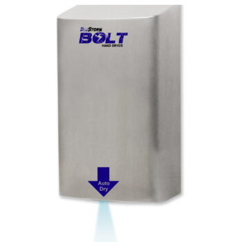 HD0923 – BluStorm® Bolt High Speed Hand Dryer