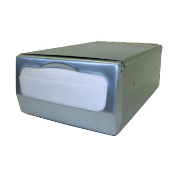 ND0061 – Counter Top Mini Fold Napkin Dispenser