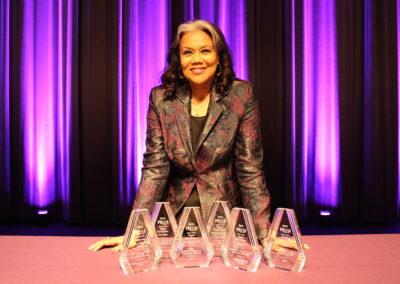 Award-Winning Year
