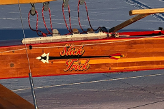 Ice Boat Design and Decals