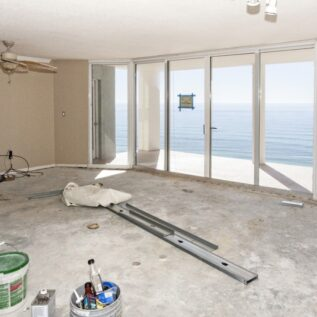 Long Beach remodel: Tower 2, Unit 1104 Front Beach Road