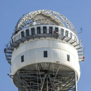 Eglin Air Force Base Tower