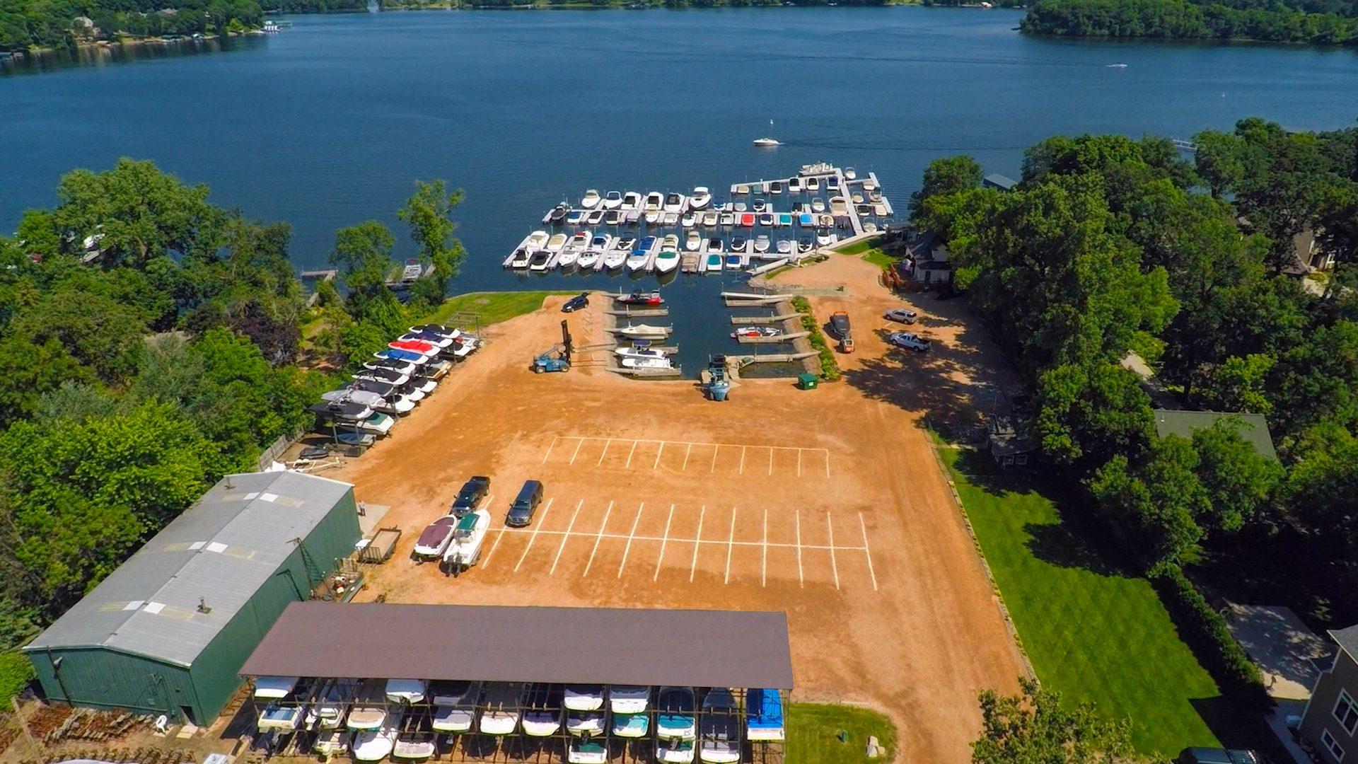 North Shore Marina