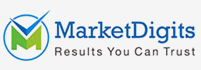 MarketDigits Footer Logo