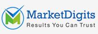 MarketDigits Footer Logo