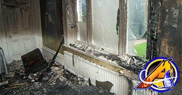 Smoke Damage Restoration Services Small