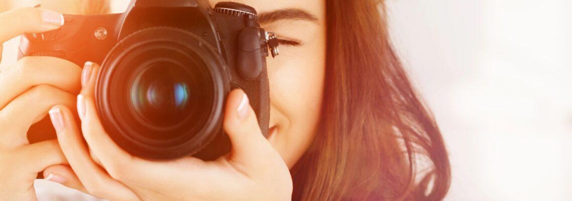Photographer Online Business Website