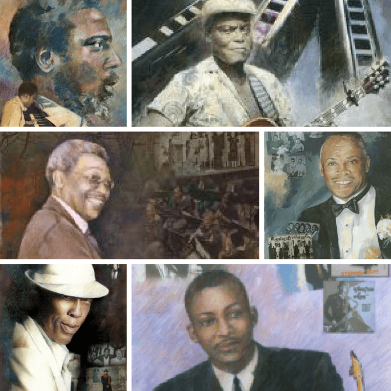 Twin County Hall of Fame African-American Music Appreciation Month