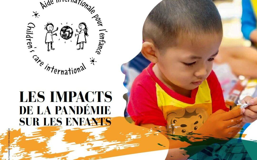 Impacts de la pandémie sur les enfants