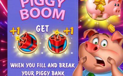 Piggy Boom Sale