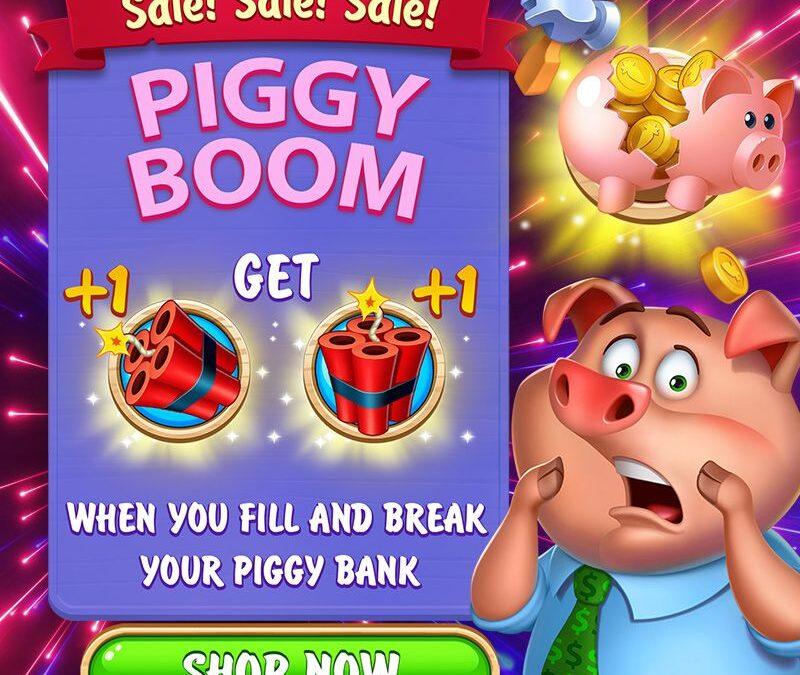 Word Farm Scapes Piggy Boom Sale