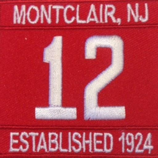 Troop 12 Montclair, NJ Patch, Established 1924