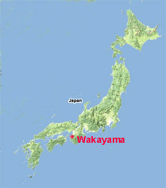 wakayama_map