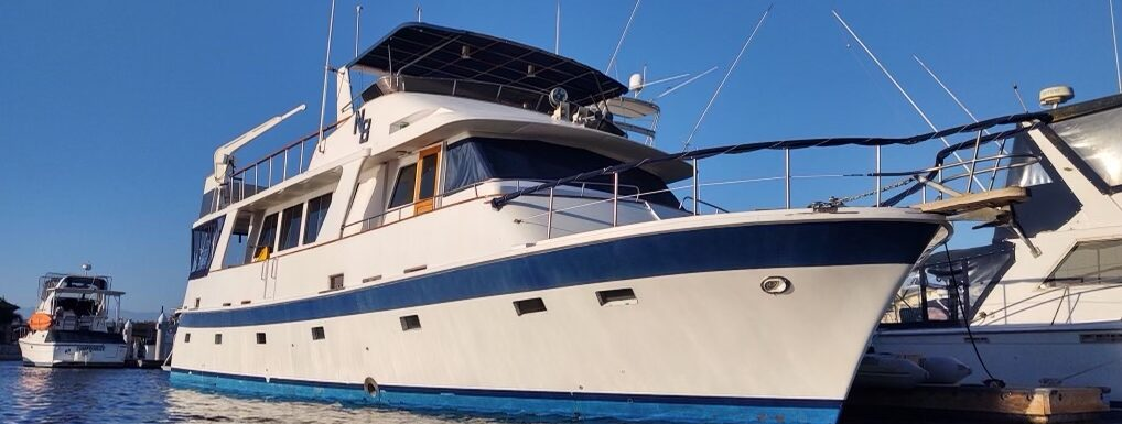 1980 Lien Hwa Pilothouse For Sale In Oxnard