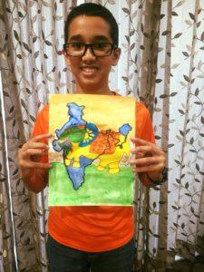 India-popart
