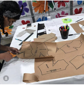 Fashion Pattern making