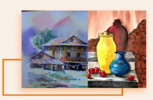 Art and PaintingPortfolio