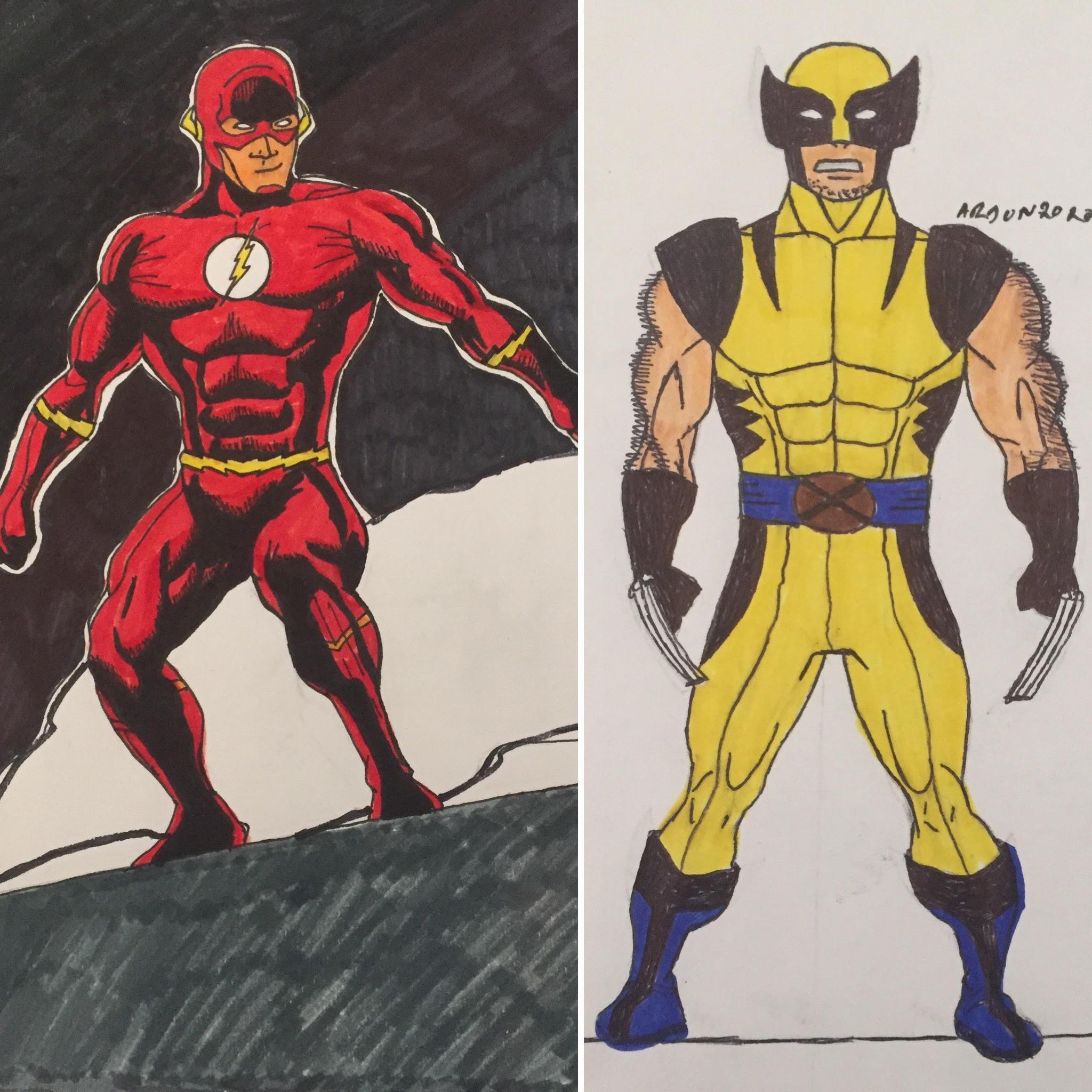 Journey of my Comic Art