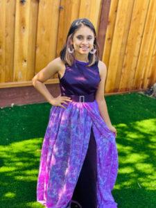 Fashion dress Saesha