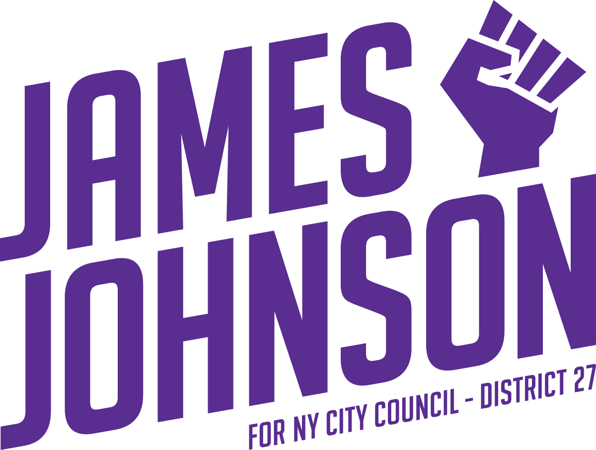 James Johnson For City Council