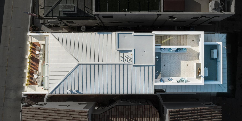 Oceanfront Lifestyle · Bungalow · Hermosa Beach New Home - LMD Architecture Studio