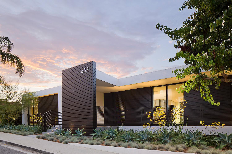 Open Flow · Spanish Colonial · Santa Monica Renovation LMD Architecture