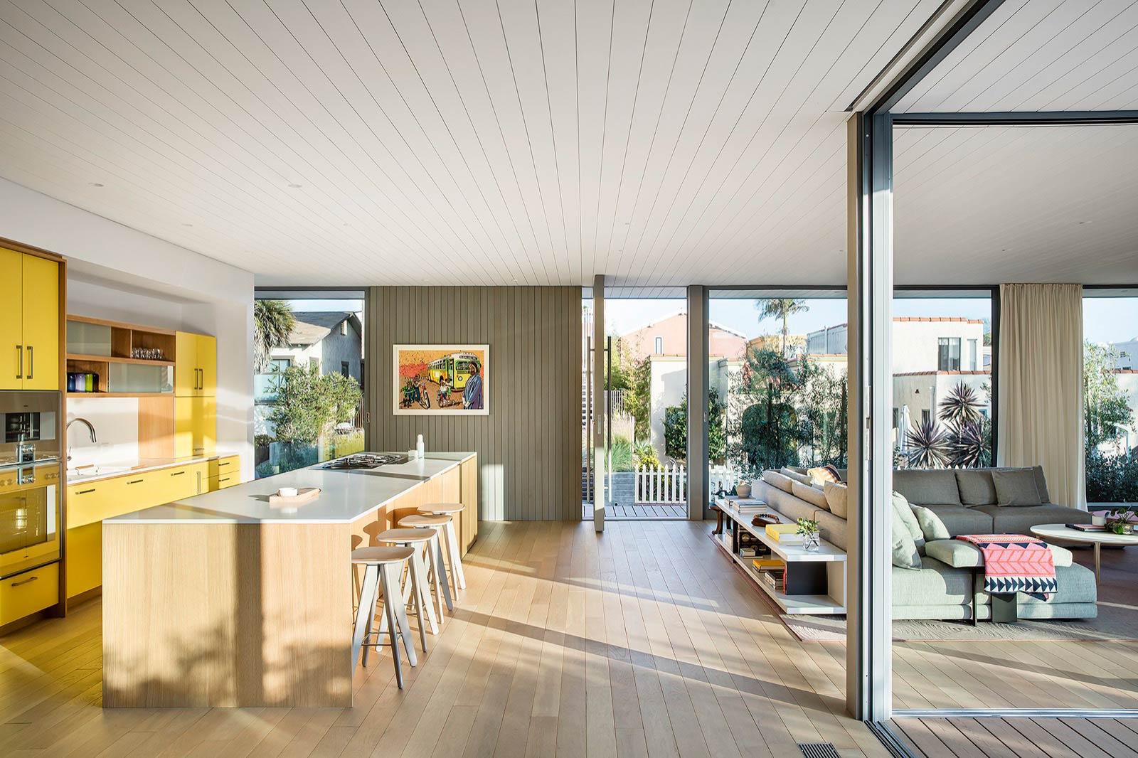 Scandinavian Inspired · Modern · Hermosa Beach New Home - LMD Architecture Studio