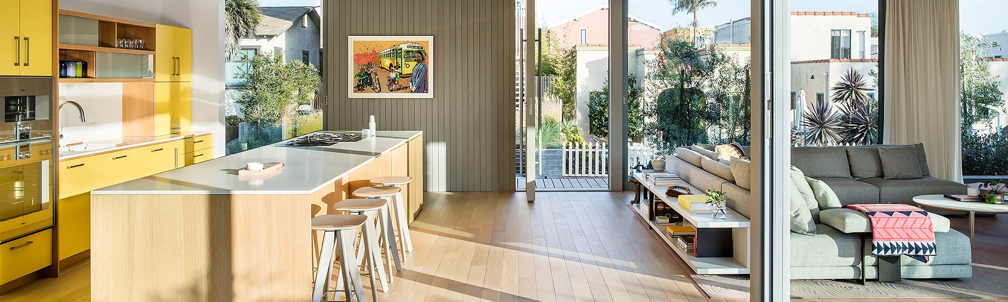 Our Process - 31st Street kitchen - LMD Architecture Studio