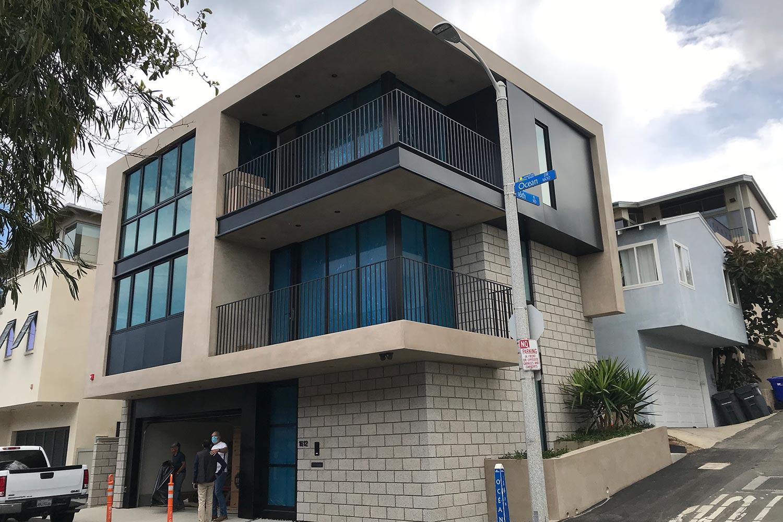 Ocean II ⋅ Manhattan Beach ⋅ Under Construction LMD Architecture Studio