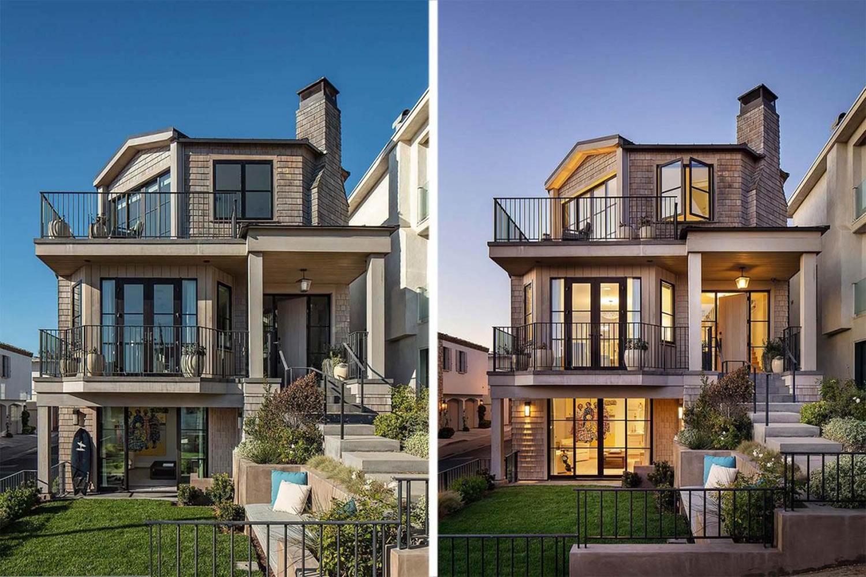 Ocean I Manhattan Beach, Spacious Bright East Coast Modern home designed by LMD Architecture