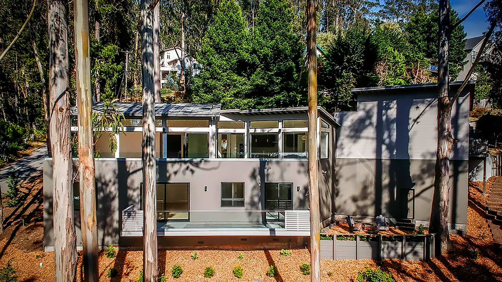 Terrace Ave · Half Moon Bay, Coastal Forest · Contemporary · New Home - LMD Architecture Studio