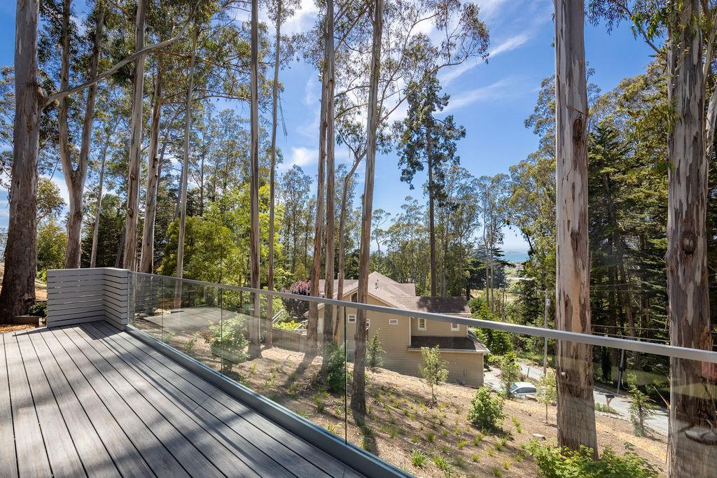Terrace Ave · Half Moon Bay Coastal Forest · Contemporary · New Home- LMD Architecture