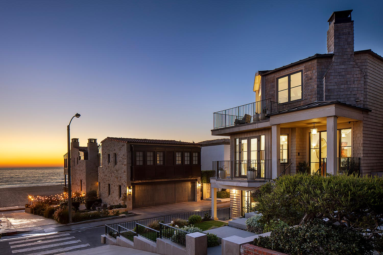 Spacious Bright · East Coast Modern · Manhattan Beach Renovation LMD Architecture