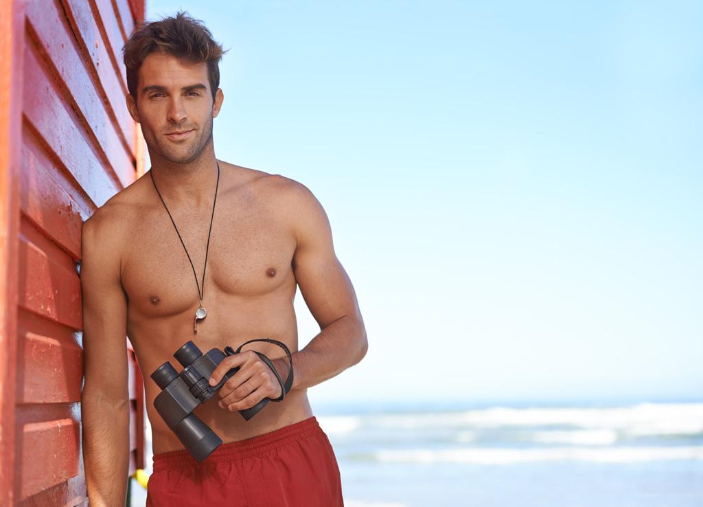 gay lifeguard