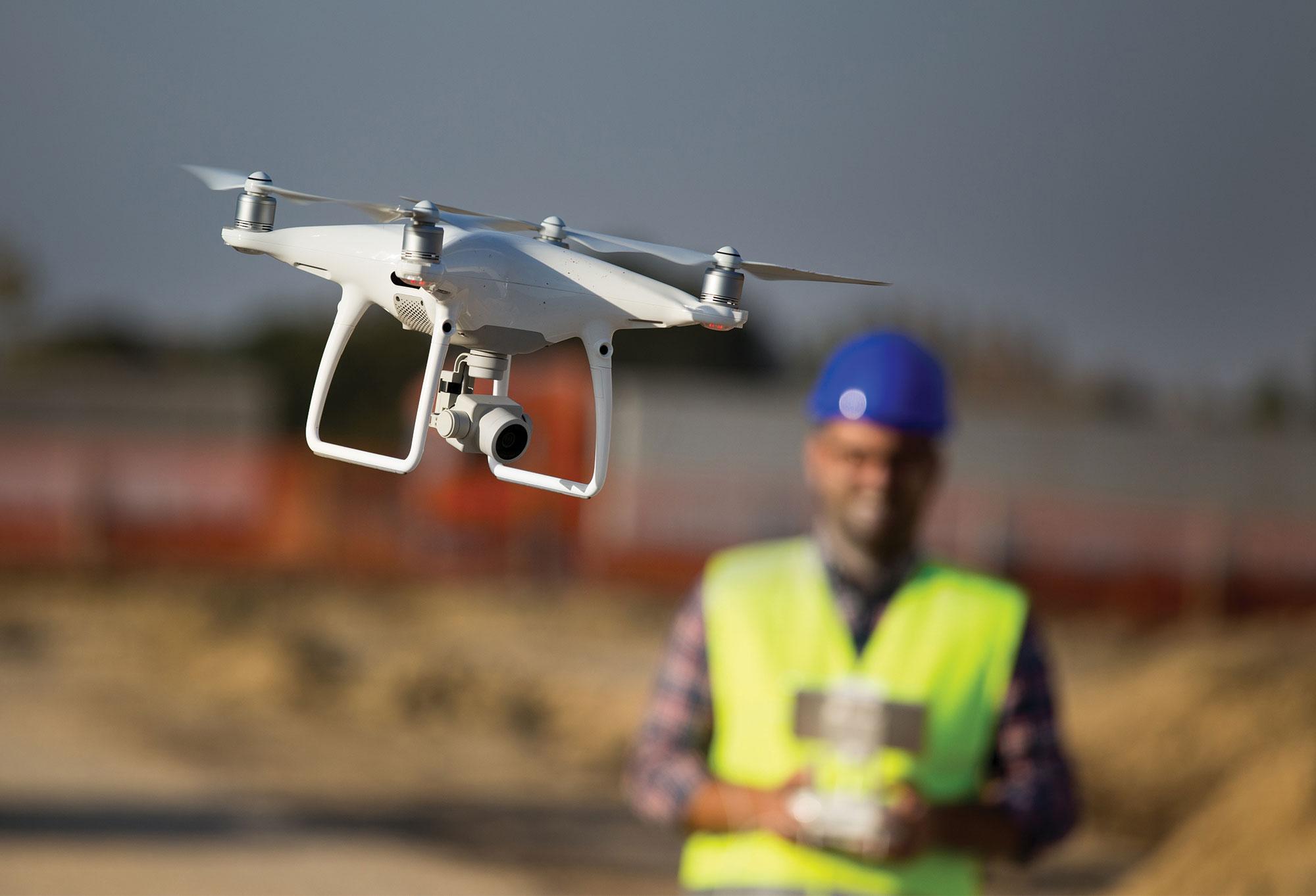 UAS & <span>Drones</span>