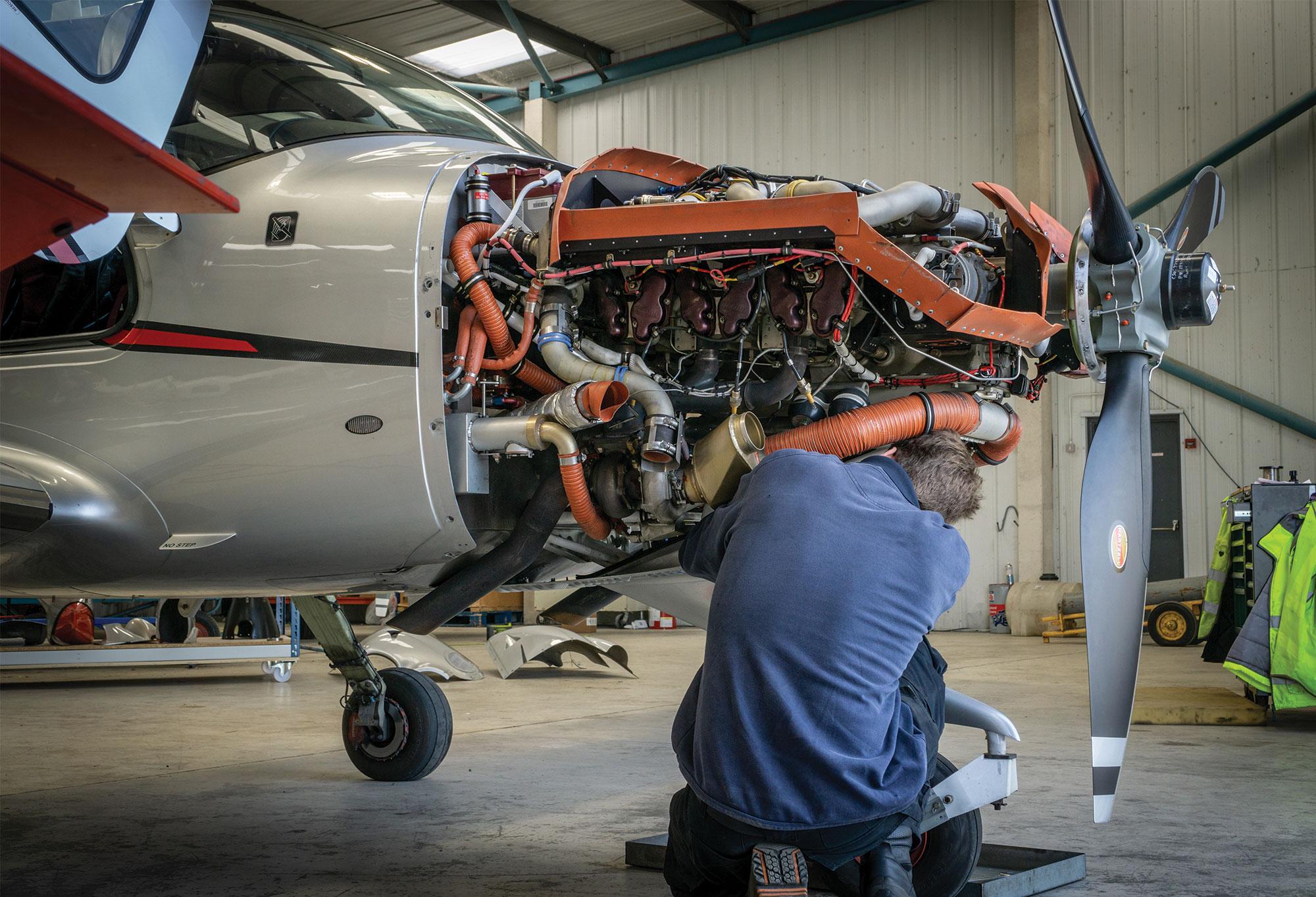 Aircraft <span>Mechanics</span>