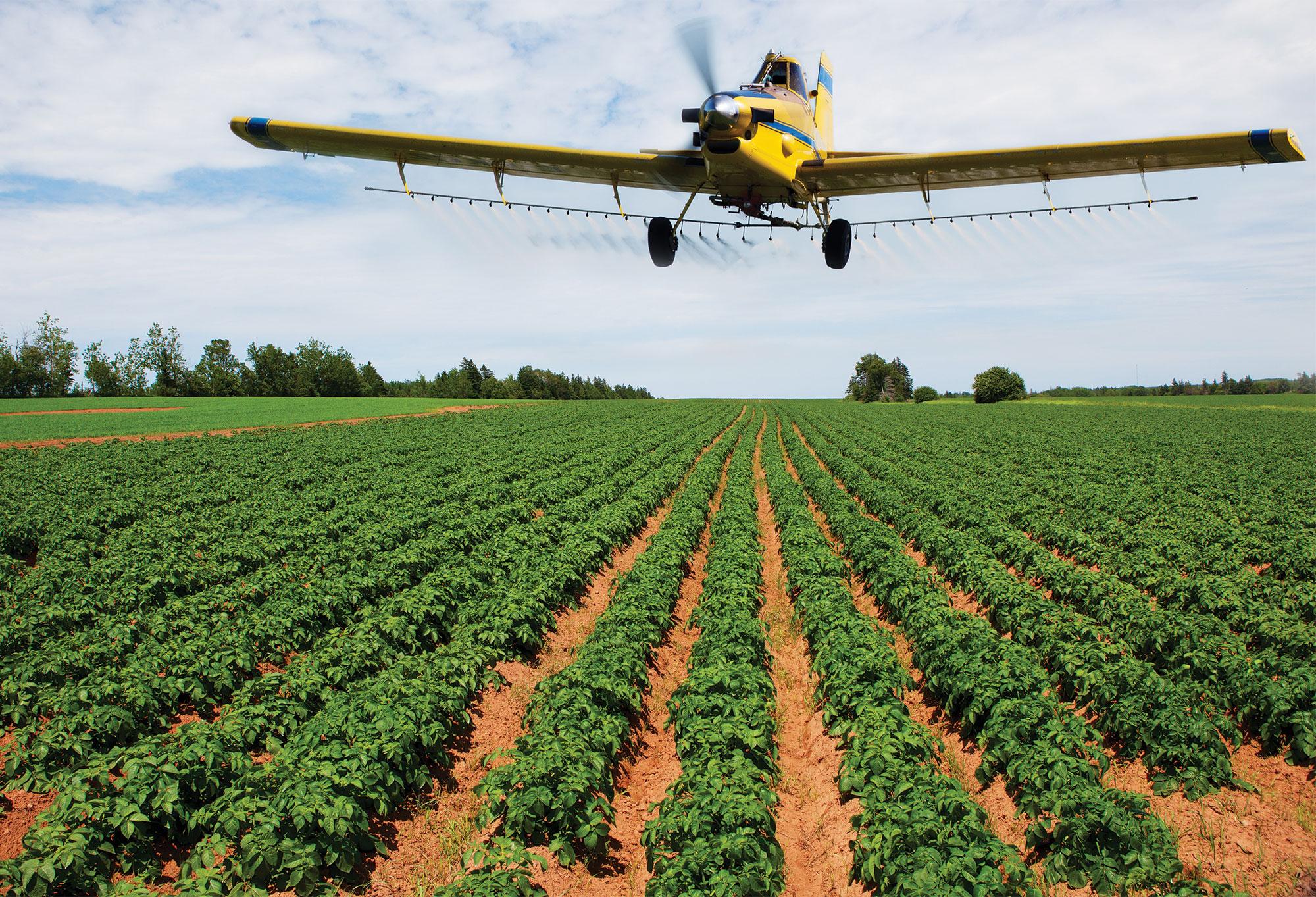 Agricultural <span>Aviation</span>