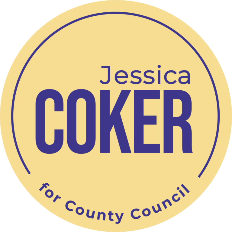 Jessica Coker Spartanburg County council district 6