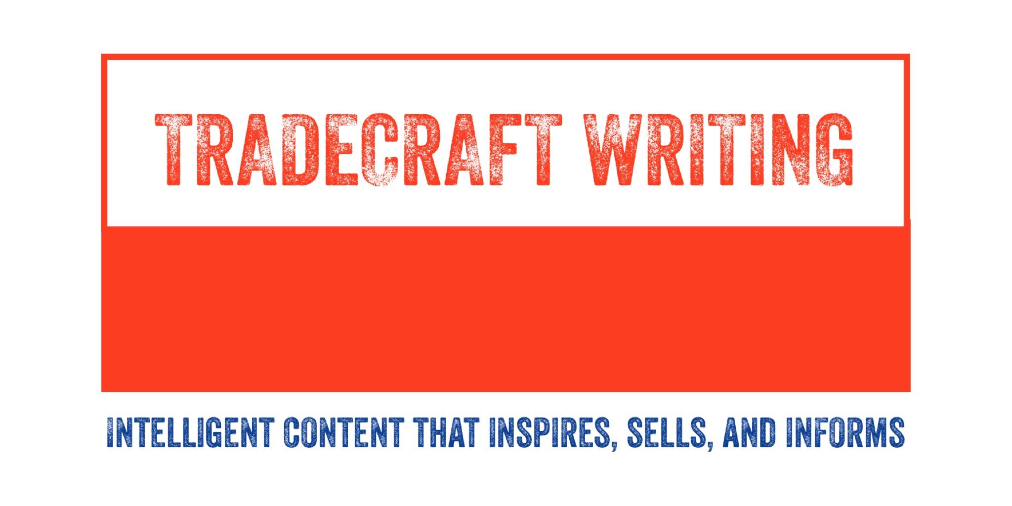 Tradecraft Writing