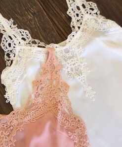 Crochet Lace Tank Top in white found at Bright-Eyed & Beautiful Fashion Boutique