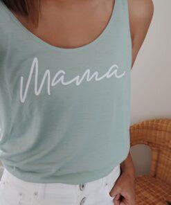 Mama tank top