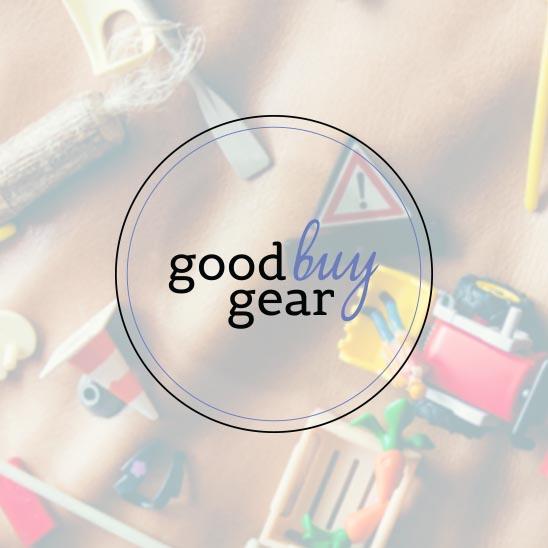 Goodbye gear logo