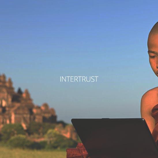 Intertrust logo