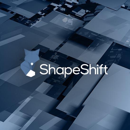 shape shift logo